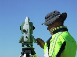 Surveyor and Total Station